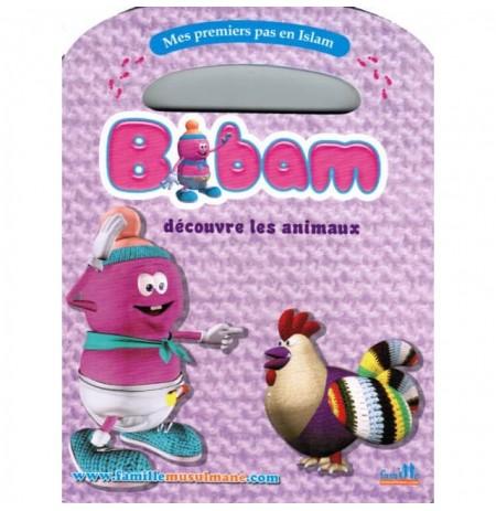 Bibam découvre les animaux