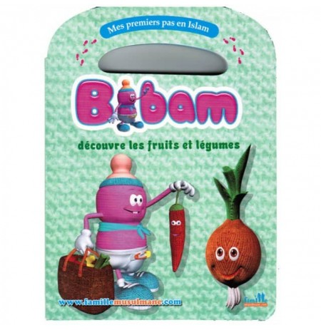 Bibam découvre les fruits et légumes