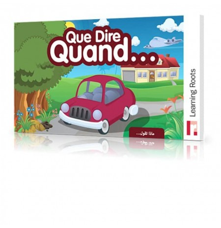 Que Dire Quand - Jeux éducatifs - collection Learning Roots