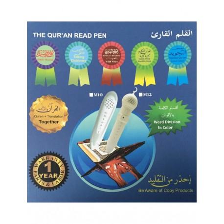 Coran Digital Tajweed, Traductions + Livres islamiques, avec Stylo lecteur