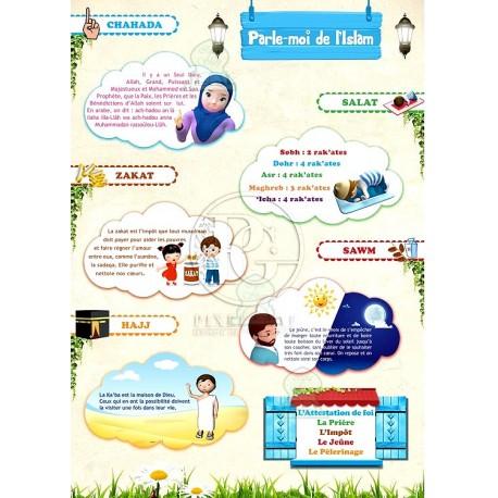 Poster : Parle-moi de l'Islam