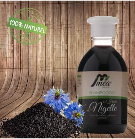 Shampooing à l'huile de nigelle (MEA) 250 ml