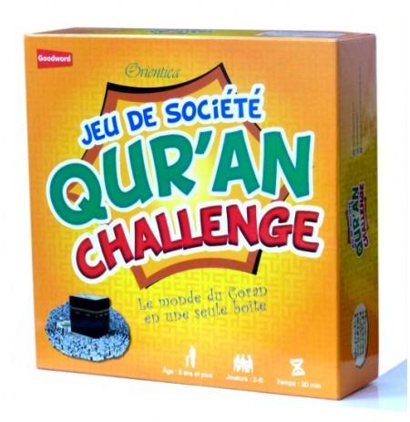 Quran Challenge - Le monde du Coran en une seule boite