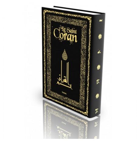 LE SAINT CORAN EDITION LUXE - NOIR & DORÉ