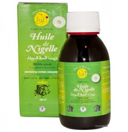 Huile de Nigelle - Habba Sawda (60 ml)