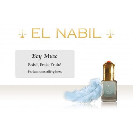 El Nabil - Boy Musc