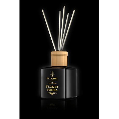 Parfum d'Intérieur - TECK ET TONKA - El Nabil