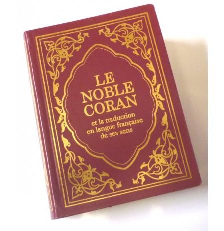 LE NOBLE CORAN - ARABE & FRANÇAIS