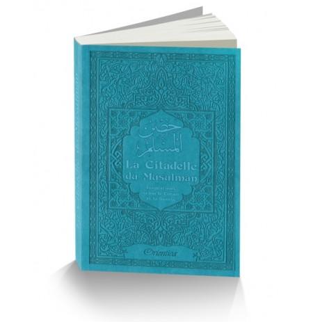 La Citadelle du Musulman - Couleur bleu (français/arabe/phonétique)
