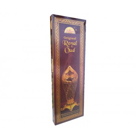 "OUD ROYAL - Bâtonnets d'encens ""Original Royal Oud"" 180gr"