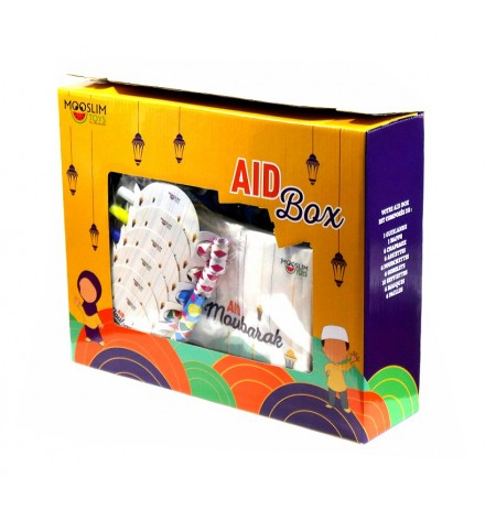 AÏD BOX - Décorations