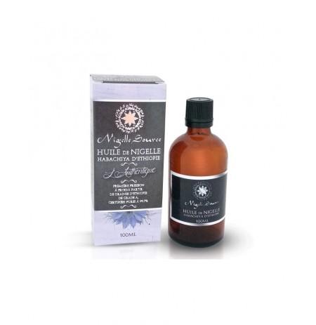Huile de Nigelle d'Ethiopie -Habachiya  - 100 ml - 100% Naturelle