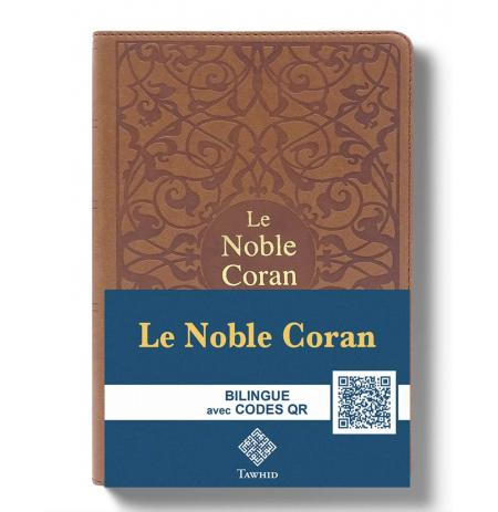 Le Noble Coran Luxe avec Codes QR (Audio)
