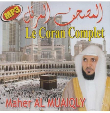 CD CORAN COMPLET MA'QLI