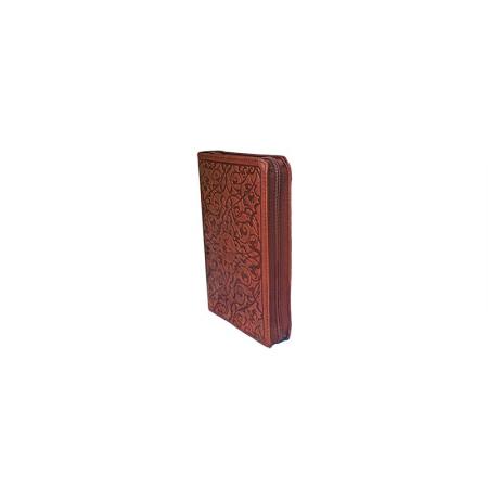 Le Noble Coran arabe-français format Poche ( relié souple, fermeture éclair, )
