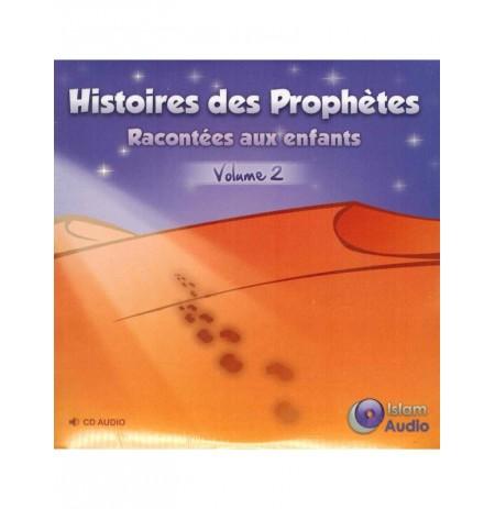 CD HISTOIRE DES PROPHETES