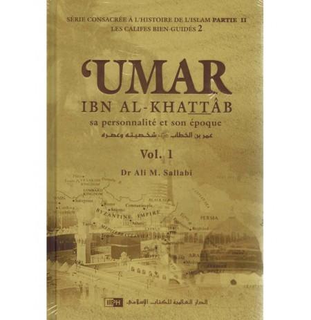 Umar ibn al-Khattab  vols. 1 & 2 - d'après le Dr Ali M. Sallabi
