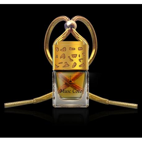 Parfum voiture - MUSC COCO - El Nabil