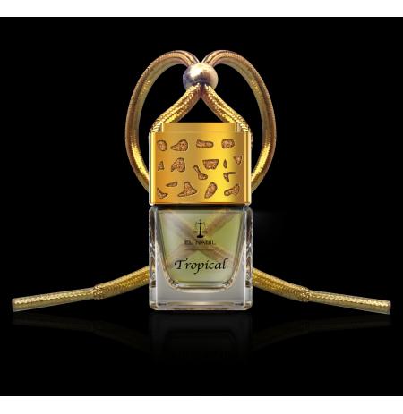 Parfum voiture - MUSC TROPICAL - El Nabil
