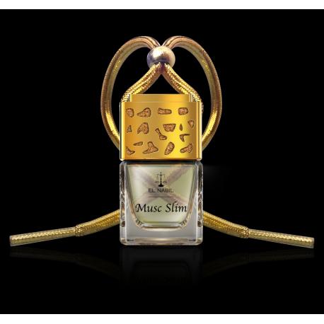 Parfum voiture - MUSC SLIM - El Nabil