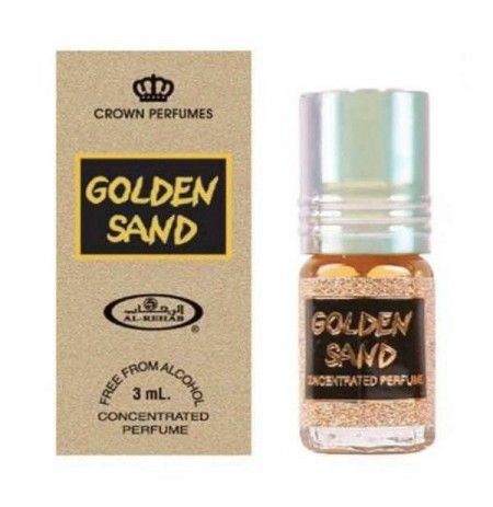 Musc GOLDEN SAND  - Al Rehab - 3ml