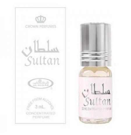Musc SULTAN  - Al Rehab - 3ml