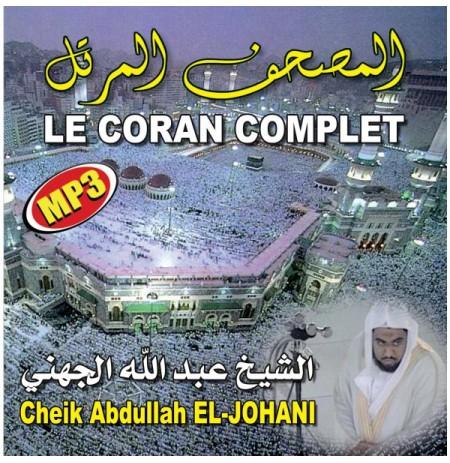 CD CORAN JOUHEYNI