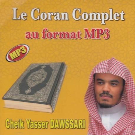CD CORAN COMPLET DAWSARI