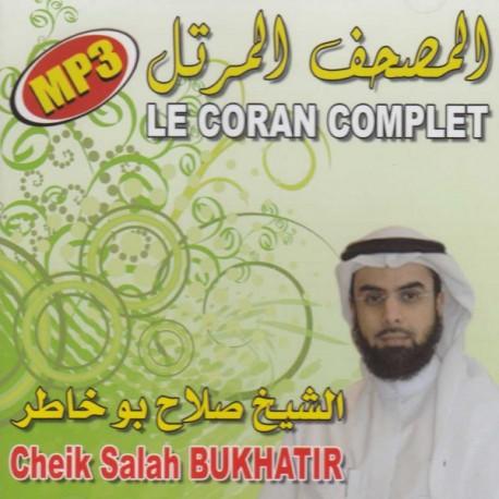 CD CORAN COMPLET BOUKATHIR