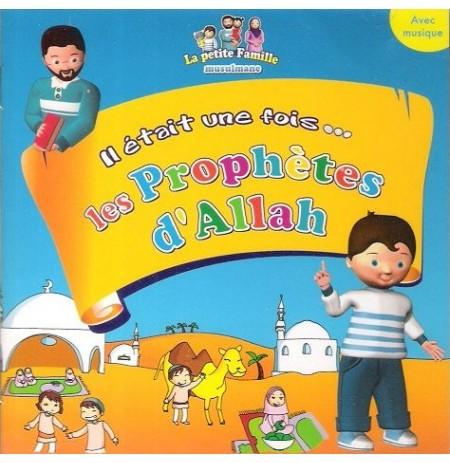 CD HISTOIRE DES PROPHETES ENFANT